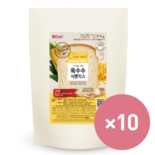[대량판매]그리움가득 옥수수식빵믹스(10개묶음)