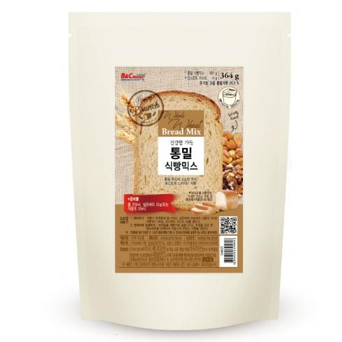 [대량판매]건강함이 가득 통밀식빵믹스 5개입